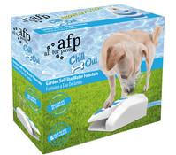 afp Chill Out Gartenbrunnen für Hunde inkl. Druckregler