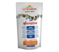 Almo Nature Alternative Dry Adult Cat,Trockenfutter, 750g