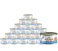 Almo Nature Legend Atlantikthunfisch, Nassfutter, 24x70g