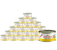 Almo Nature Legend Hühnerbrust, Nassfutter, 24x70g