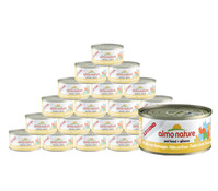 Almo Nature Legend Huhn&Käse, Nassfutter, 24x70g