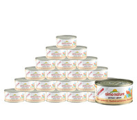 Almo Nature Legend Thunfisch&Garnelen, Nassfutter, 24x70g