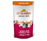 Almo Nature Orange Label Adult Cat, Trockenfutter, 750g