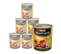 animonda Gran Carno Adult, Nassfutter, 6x800g