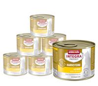 animonda Integra Protect Harnsteine, Nassfutter, 6 x 200g