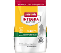 animonda Integra Protect Sensitive Kaninchen, Trockenfutter, 4 kg