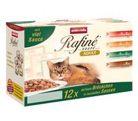 Animonda Rafiné Soupé Adult Multipack No. 1, Nassfutter, 12x100 g