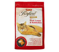 animonda Rafine Cross Adult Rind, Lamm & Kaninchen, Trockenfutter
