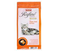 animonda Rafine Cross Kitten Huhn, Pute & Ente, Trockenfutter, 400g