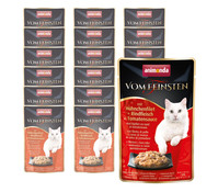 animonda Vom Feinsten Adult, Nassfutter, 18 x 50g