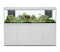 Aquatlantis Aquarium Kombination Fusion 200 LED, 19 mm Wandstärke