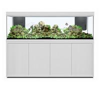Aquatlantis Aquarium Kombination Fusion 200 LED, 40 mm Wandstärke