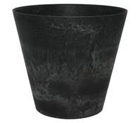 Artstone Kunststoff-Blumentopf Claire, rund