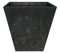 Artstone Kunststoff-Blumentopf Ella, eckig