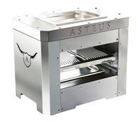 Asteus Elektro Infrarot Grill Steaker, Edelstahl