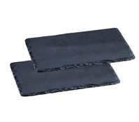 Asteus Schieferplatten, 1 Paar