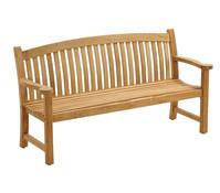 Bank Delos 3- Sitzer, 162 x 65 x 89 cm