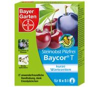 Bayer Baycor T Steinobst Pilzfrei, 6 x 5 Liter