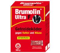 Bayer Brumolin® Ultra F Getreideköder mit Haferflocken, 500 g