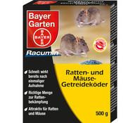 Bayer Ratten und Mäuse Getreideköder, 500 g