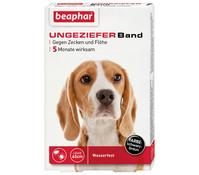beaphar Ungezieferband für Hunde, 65 cm