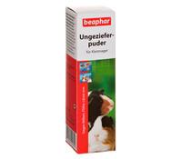beaphar Ungezieferpuder für Kleintiere, 30 g