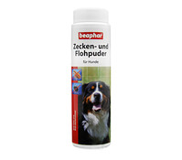 Beaphar Zecken- & Flohpuder für Hunde, 100g