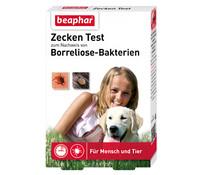 beaphar Zecken Test für Mensch und Tier