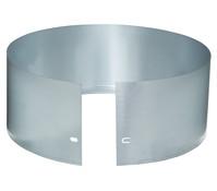 bellissa metall rasenkante verzinkt 118 x 12 5 cm. Black Bedroom Furniture Sets. Home Design Ideas