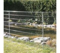bellissa Teichschutzzaun-Set/Kleintiergehege, 710 x 80 cm