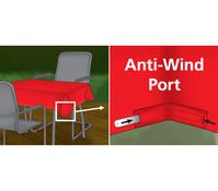 beo Windport Gewichte für Tischdecken