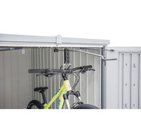 Biohort Fahrradhängeschienen Minigarage