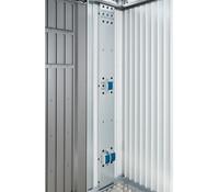 Biohort Montagepanel Europa + Geräteschrank