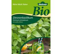 Bioland Zitronenbasilikum