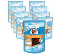 bogadent Dental Enzyme Chips Huhn, Katzensnack, 8 x 50g
