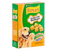 Bonzo Cräx mit Geflügel, Hundesnack, 500 g