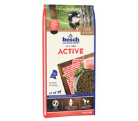 bosch Active, Trockenfutter