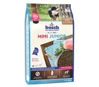 bosch Mini Junior, Trockenfutter