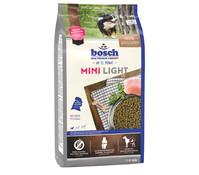 bosch Mini Light, Trockenfutter