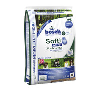 bosch Softi Mini, Rehwild & Kartoffel, Trockenfutter, 2,5 kg