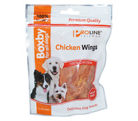 Boxby Chicken Wings, Hundesnack, 170 g