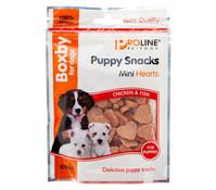 Boxby Puppy Mini Hearts, Hundesnack, 100g