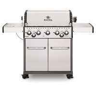 Broil King Gasgrill Baron S590, schwarz/graphit