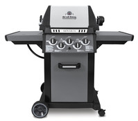 Broil King Gasgrill Monarch 390, schwarz/graphit, Modell 2017
