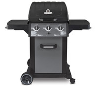 Broil King Gasgrill Royal 320, schwarz/graphit, Modell 2017