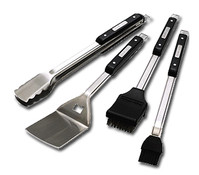 Broil King Grillbesteck-Set Premium, 4-teilig