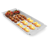 Broil King Narrow Topper, Edelstahl