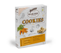 Bunny Cookies, Nagersnack, 200g