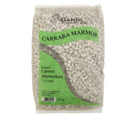 Carrara Marmorkies, 7 - 15 mm, 25 kg