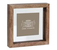 Casa Vivante Holz Bilderrahmen, 18 x 18 cm